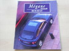 52211) Renault Megane Coach Prospekt 12/1996
