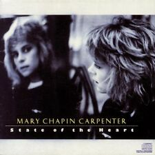 State Of The Heart - Mary-Chapin Carpenter (1989, CD NEUF)