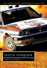 Lancia Integrale - The Full Story New DVD The World's most successful Rally car