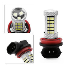 DC 12V H8 2835 63 LED 6000K Car Projector Fog Driving Bulb Light White New