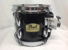 "Pearl Session Studio Classic 8"" Mounted Tom/Piano Black/Finish #103/New"