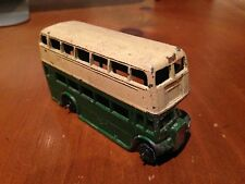 Vintage Dinky Toys Double Decker Bus Made in England