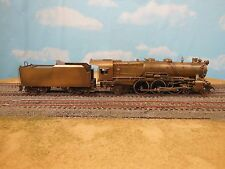 HO SCALE BRASS PFM UNITED PENNSYLVANIA 4-6-2 LOCOMOTIVE UNDECORATED