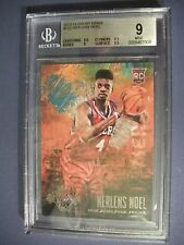 NERLENS NOEL 2013-14 Panini Court Kings #122 BGS MINT 9 Sixers RC