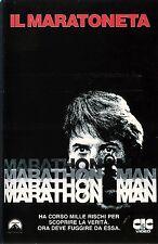 IL MARATONETA (1976) VHS ORIGINALE 1ª EDIZIONE 1991