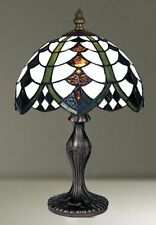 Tiffany Style HandCrafted Glass Table /Desk / Bedside Lamp /IDEAL CHRISTMAS GIFT