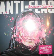NEU + OVP Vinyl LP Anti-Flag ‎– American Spring --- Punk OI Rancid
