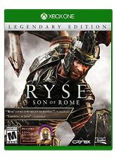 Ryse: Son Of Rome Legendary Edition [Xbox One, Action Video Game] Brand NEW