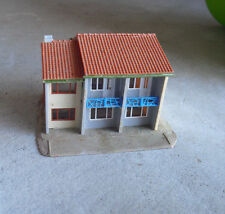 Vintage HO Scale Faller Small Apartment Building LOOK
