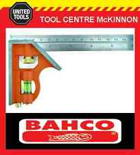 """BAHCO CS150 6"""" / 150mm COMBINATION SQUARE WITH SCRIBER"""
