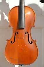 Old FRENCH violin, P.GAUTIE 1925, with authentification