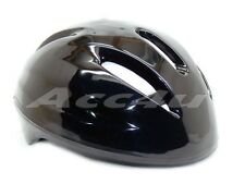 Black Large Cycle Bike Skateboarding Safety Helmet Elbow Knee Protective Pads L