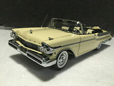 DANBURY MINT *EXTREMELY RARE* 1957 MERCURY TURNPIKE CONVERTIBLE IN SUNGLITTER
