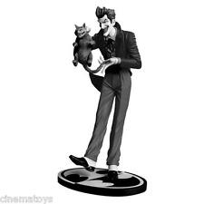 BATMAN BLACK & WHITE JOKER STATUE BRIAN BOLLAND DC DIRECT the DARK KNIGHT legend