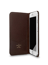 LOUIS VUITTON CASE FITS IPHONE 7 FOLIO MONOGRAM CANVAS M61905 NEW RRP $295