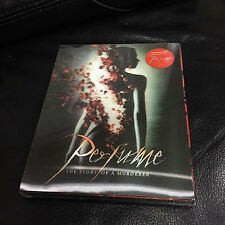 Perfume Story of a Murderer Blu-ray Steelbook w/ Lenticular slipcover KimchiDVD