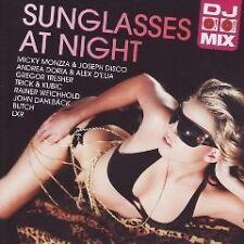 SUNGLASSES AT NIGTH DOPPEL CD DJ MIX NEU & OVP  D1511