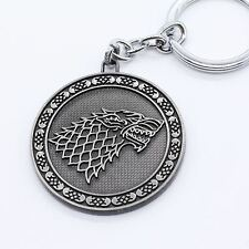 Keychain / Porte-clés - Game of Thrones House Stark
