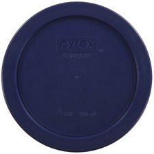 Pyrex Ware 4-Cup Storage Blue Plastic Lid Cover 7201-PC New