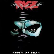 Rage - Reign Of Fear, CD, Metal