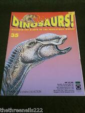 DINOSAURS! #35 - Edmontosaurus