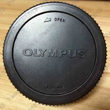 Camera Body Cover and Rear Lens Cap for Olympus OM 4/3 E-1 E-3 E-5 E-10 E-20