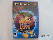 JEU PLAYSTATION 2 PS2 ARCADE 30 JEUX ACTION      E76