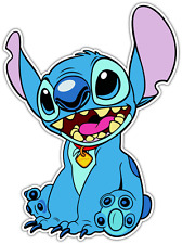 "Lilo & Stitch Kids Cartoon Car Bumper Window Sticker Decal 3.9""X5"""