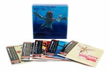 Nirvana - 5 Mini LP CD Japan 2007 + Promo-Box VERY RARE OUT-OF-PRINT NEW Cobain!