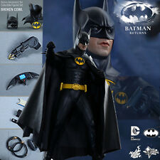 1/6 Hot Toys DC Batman Returns MMS294 Batman Bruce Wayne Batman Loose Figure