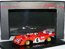Red Line RL125 Ferrari 312 PB 1972 Daytona 6 Hours #6 LTD ED 1/43