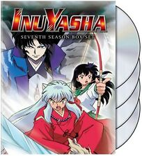 Inu Yasha: Seventh Season Box Set [4 Discs] (2013, REGION 1 DVD New)