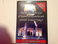 Can Biblical Account of Creation Be Reconciled w/ Scientific Evidence Today? DVD