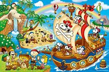 New Jigsaw Puzzle 1000 Piece PEANUTS Pirates Snoopy (50x75cm) Epoch