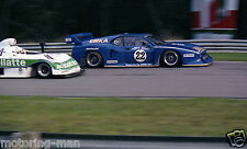 BMW M1 EMKA MICHAEL CANE DEREK BELL CHRIS CRAFT BRANDS HATCH 1000KM 1981 PHOTO 3