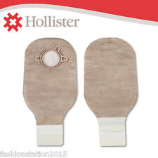 "Hollister #18182 New Image Drainable Pouch With Filter Lock & Roll 1 3/4"" (44mm)"