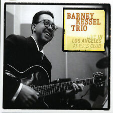 Live in Los Angeles at PJ's Club by Barney Kessel *New CD*