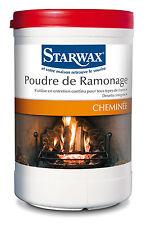 STARWAX POUDRE DE RAMONAGE POT DE 1 KG ref 1207