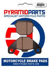 CPI 50 Popcorn 01-02 Front Brake Pads