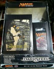 MTG Darksteel Magic The Gathering Sealed Fat Pack Booster packs +