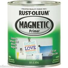 One 30 Fl Oz Can Dark Gray RustlOleum Magnetic Interior Paint Primer 247596