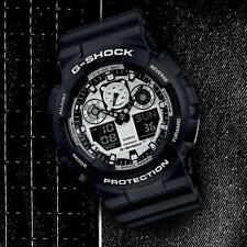 G-SHOCK BRAND NEW WITH TAG GA-100BW-1A  BLACK X WHITE X Large Series