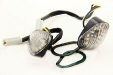 Euro Led Flush Mount Turn Signal For 2006 2007 2008 Yamaha Yzf R1 R6 R6S Clear
