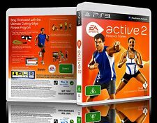 (PS3) Active 2 / II: Personal Trainer (EA Sports) (G) (Fitness) Guaranteed