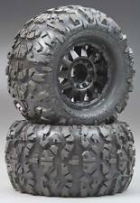 NEW Pro-Line Rock Rage 3.8  All Terrain Tires Mounted Black 1199-13 NIB