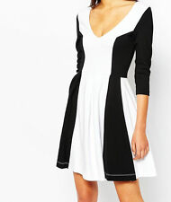 FRENCH CONNECTION Abney Jersey Winter Dress    UK 8