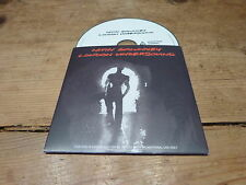 NITIN SAWHNEY - LONDON UNDERSOUND ! RARE PROMO CD!!!!