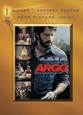 ARGO  DVD Ben Affleck Used Played once