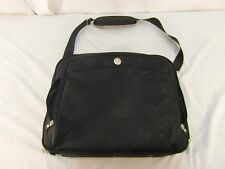Dell Computers Shoulder Strap Carrying Handles Black Laptop Case Bag 31505