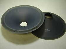 "Pair 15"" Paper Cones - Speaker Parts - 104-40252"